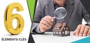 liste verification pour inspection de maison a vendre