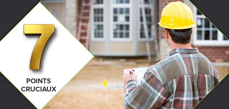 liste verification pour une inspection de maison preachat
