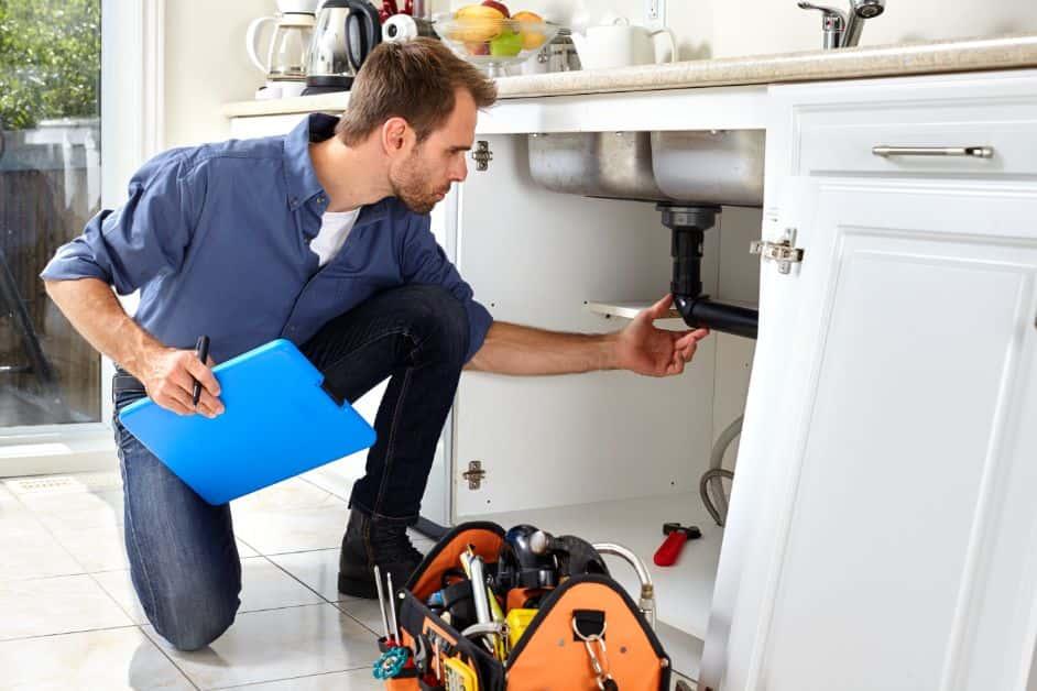 inspection plomberie