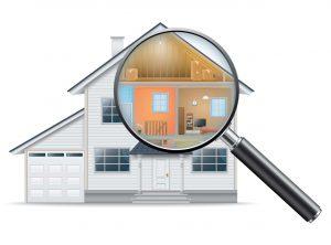 inspection structure maison